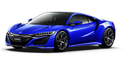 NSX 新型 発売日